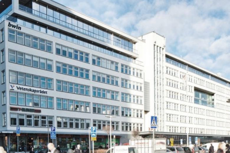 Västra Järnvägsgatan 3